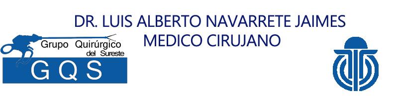 Dr. Navarrete cirujano en Merida Yucatán